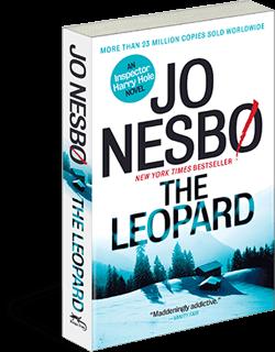 Jo Nesbo The Leopard Review Best 2017
